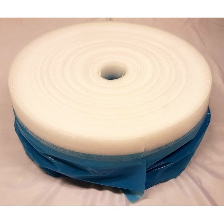 Dilatační pásek s PE fólií KROČEJSTOP 5mm (12cm x 50m)