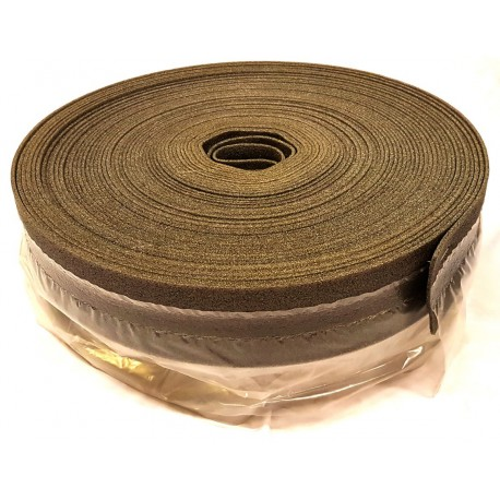 Dilatační pásek s PE fólií 10mm (20cm x 50m) KROČEJSTOP