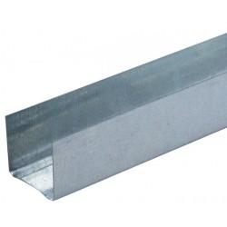 Stěnový obvodový profil UD 4m