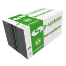 Pěnový fasádní polystyren EPS Neosystems 70F tl.120mm šedý