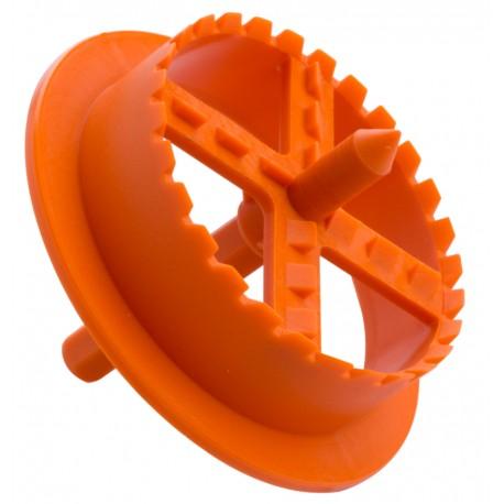 Frézka do polystyrénu 65mm PVC