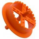 Frézka do polystyrénu 70mm PVC
