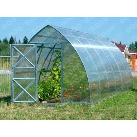 Zahradní skleník z polykarbonátu Strelka