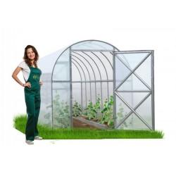 Zahradní skleník z polykarbonátu Perchina-M