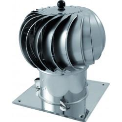 HEAD PLUS - ventilační hlavice se základnou