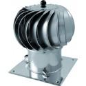 HEAD PLUS - ventilační hlavice se základnou pr.150mm