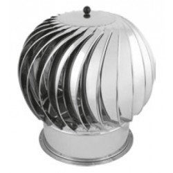 HEAD MAXI - ventilační hlavice se základnou pr.400mm
