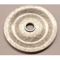 Izolační podložka kulatá 6,3 x 40 mm