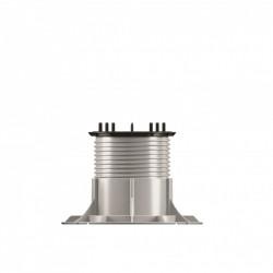 Terč pod dlažbu 70-126 mm stavitelný (teleskopický) BE-QUEEN 4