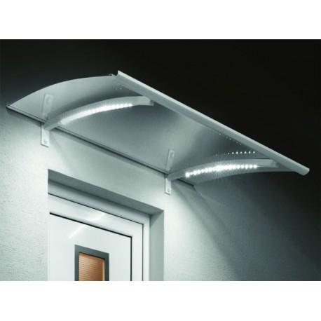 Vchodová stříška LED Technik