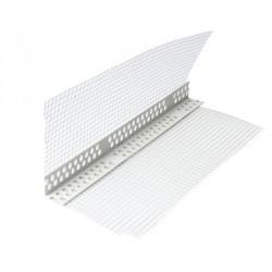 Lišta rohová PVC s tkaninou VERTEX 2,5 m