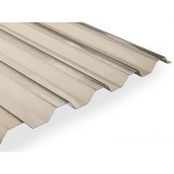 Polykarbonátová trapézová deska Makro ST (2500 x 1060 mm) bronz
