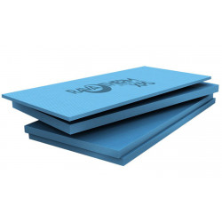 Extrudovaný polystyren XPS RAVATHERM 300 WB tl. 40 mm