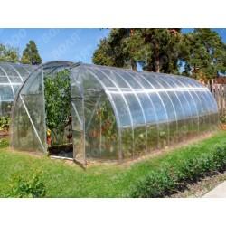 Zahradní skleník z polykarbonátu 2DUM (6mm)