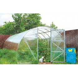 Zahradní skleník z polykarbonátu Econom (6mm)